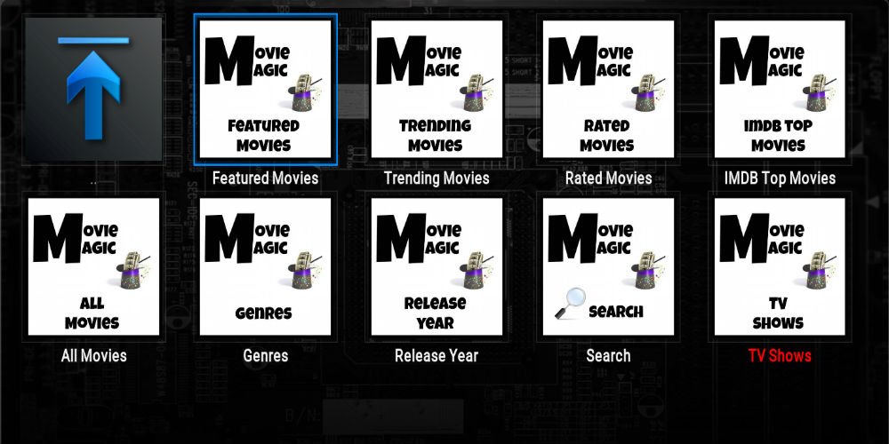 Moviemagic Addon