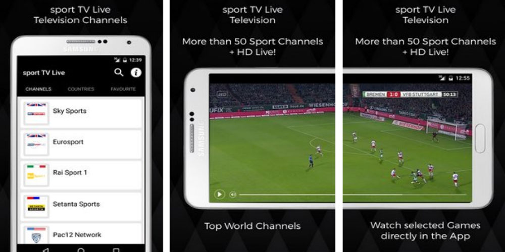How To Install Sport TV Live APK On Android Box