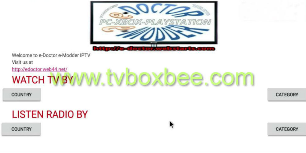 Guide To Install eDoctor APK On Your Android Box(Watch IPTV Channels)