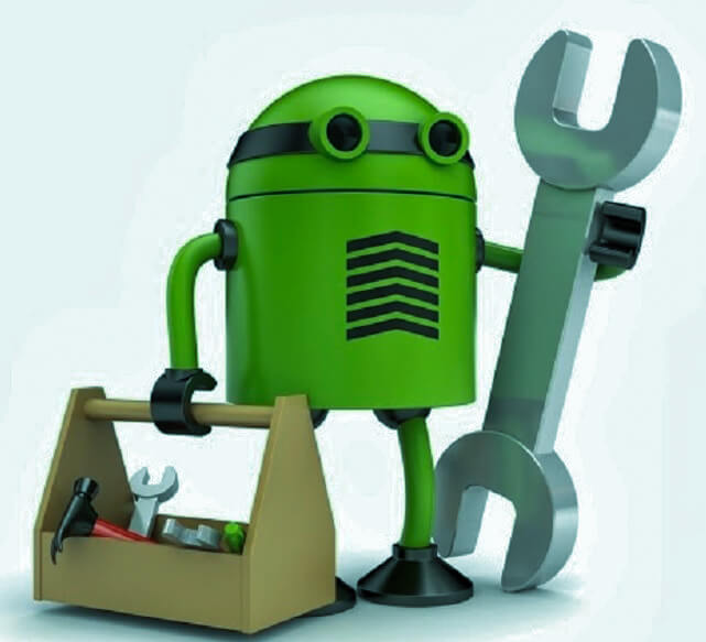 Basic troubleshooting, fix crash android apps, clear android RAM