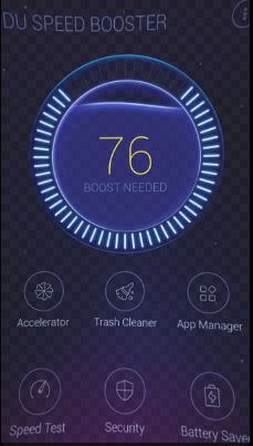 Clean junk and speed up your android