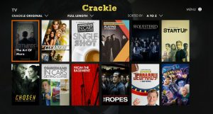 watch crackle free, crackle streams
