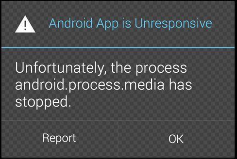 crashed android apps, app stopped working, issue with an app, hanging phone