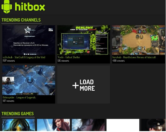 hitbox on android, new gaming app for newcomers on android