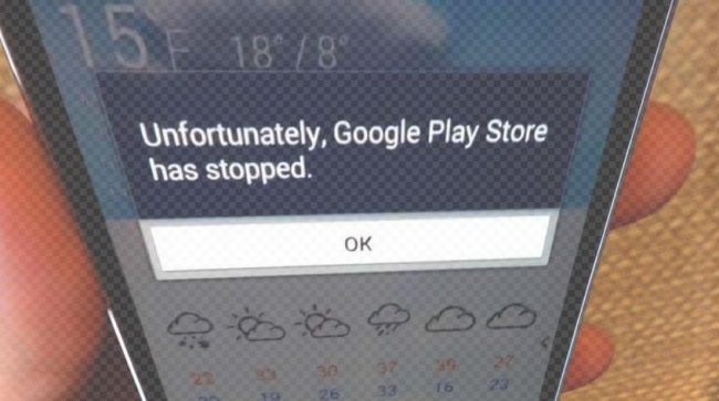 play store refuses to launch, low android memory, more data usage, CPU usage