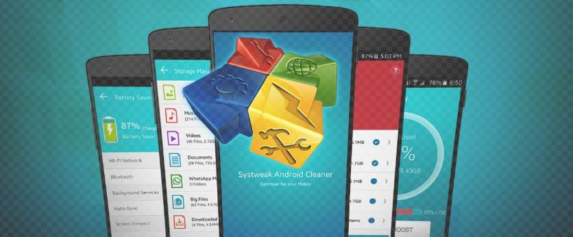 Clear your android from unwanted data
