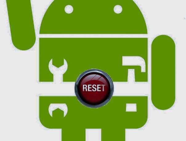 A quick reset, rest you phone, reset android device, quick reset android device, quick reset phone