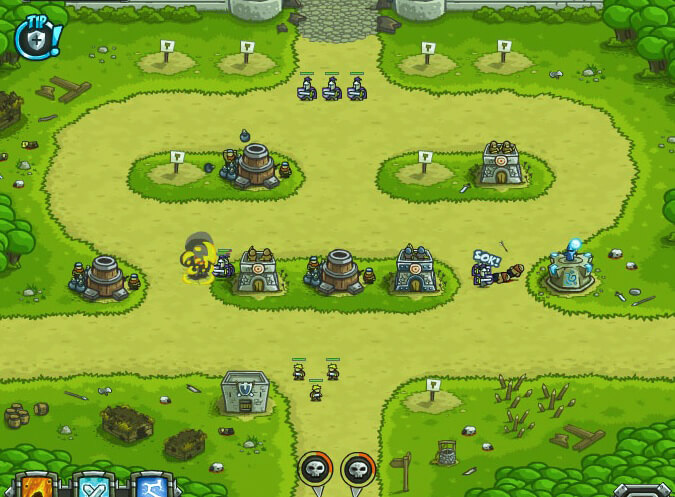 Best Tower Defense Games, tower defense game on android, android defense game