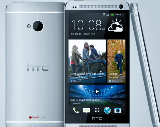 HTC sense, immense camera quality, great working smartphone