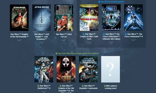 Humble bundle, gaming app, best game