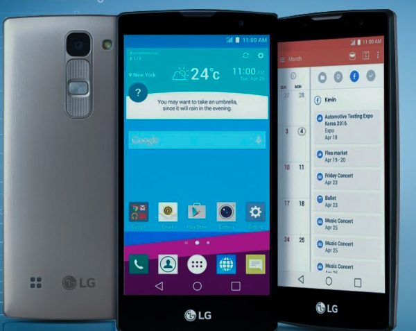LG UX, superb slim look smartphone, lesser display error smartphone