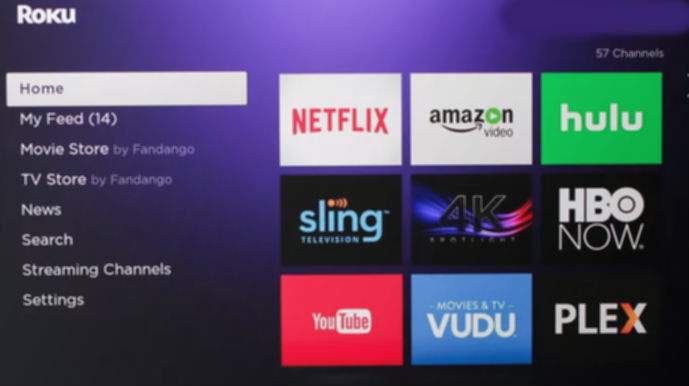 ROKU for kodi