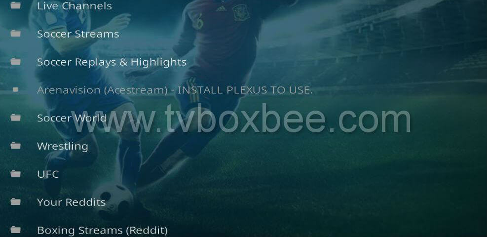 How To Install Sportie Addon On Kodi 17 Krypton