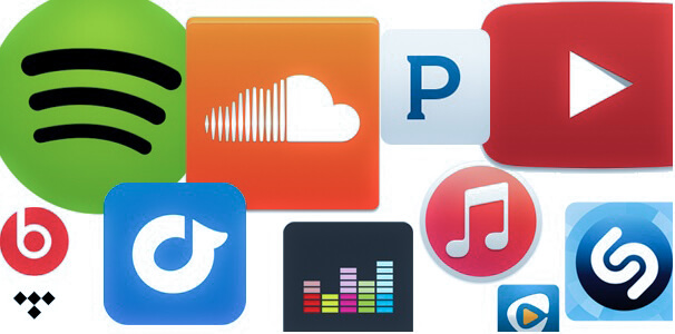 audio streaming services, streaming services, how to audio streaming