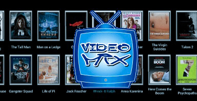 video mix, stream movies and tv shows online