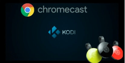 watching kodi on chromecast, kodi on chromecast