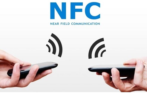 what is NFC, connect android through NFC