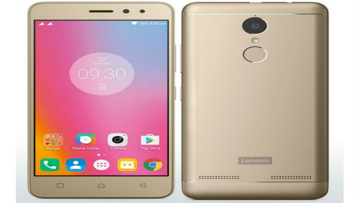 Lenovo K6 Power android phone