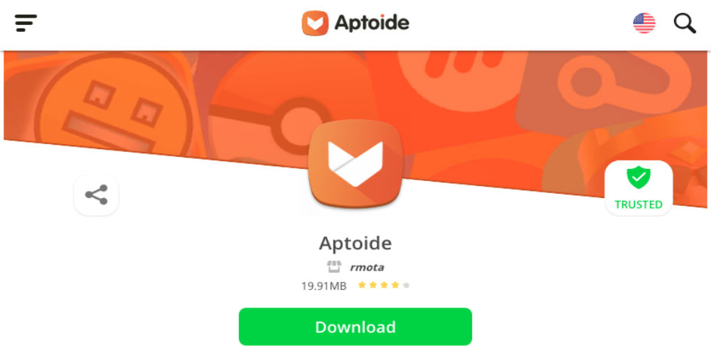 Aptoide TV for android tv box