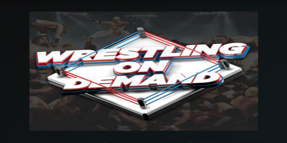 Wrestling On Demand Addon Kodi