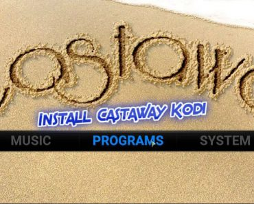 Castaway Add-On on Kodi
