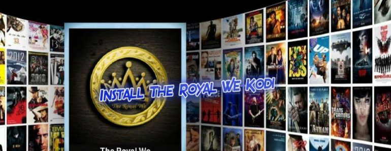 The Royal We Add-On
