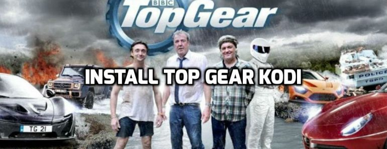 Top Gear Kodi
