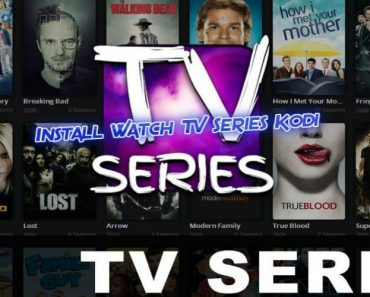 Watch TV Series Kodi Add-on