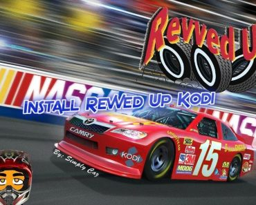 How to install Revved Up Kodi