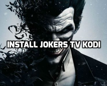 Jokers TV Addon