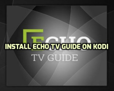 Echo TV Guide
