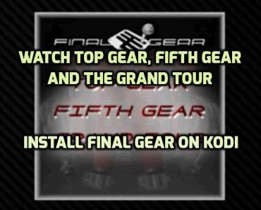 Kodi Top Gear Addon