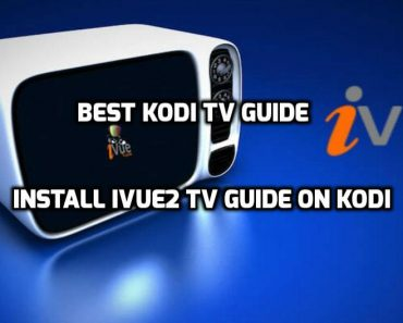 iVue TV Guide Kodi