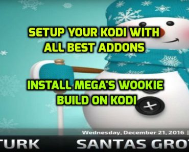 Mega's Build Kodi