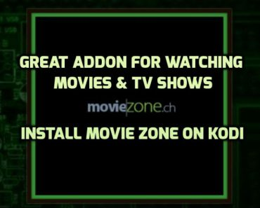 Movie Zone Addon