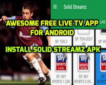 How To Install Solid Streamz APK On Android Box