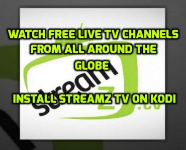 StreamZ TV IPTV Addon