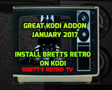 BRETTS RETRO TV Addon
