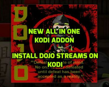 Dojo Streams Kodi