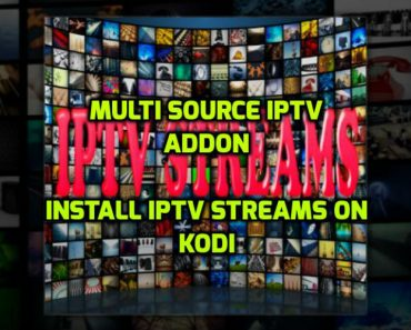 IPTV Streams Addon Kodi