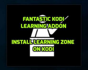 Learning Zone Kodi