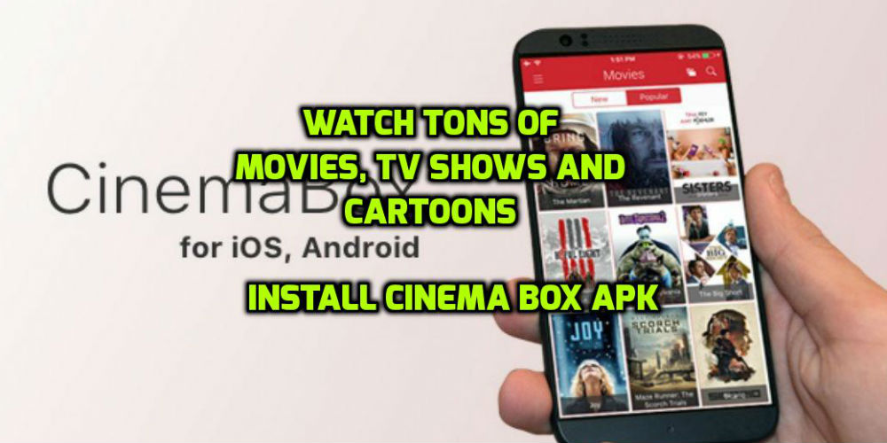 How To Install Cinema Box APK On Android Box