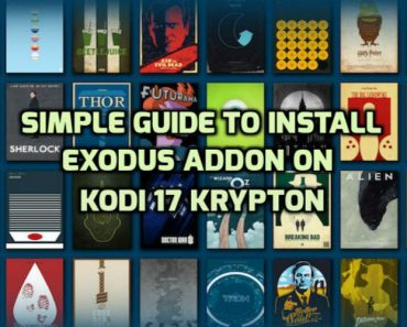 Exodus Addon for Kodi 17