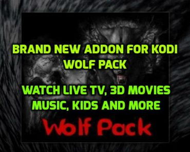 Wolf Pack Addon