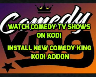 Comedy King Addon Kodi