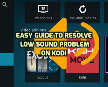 Kodi Sound and subtitle Settings