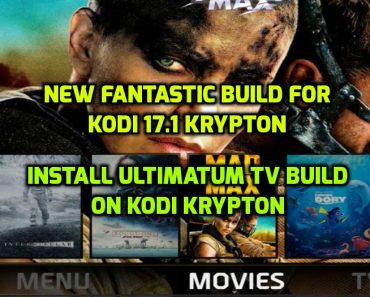 Ultimatum TV Build Kodi