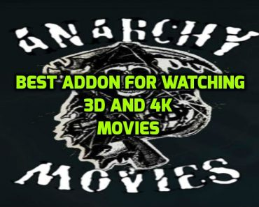 Anarchy Movies Addon