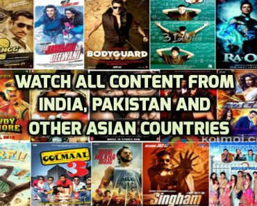watch Asian content on Kodi