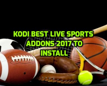 Best Live Sports Addons